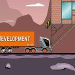 دانلود Trucker Joe 0.1.54 بازی شبیه سازی رانندگی با کامیون جو اندروید + مود