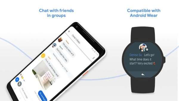 دانلود Android Messages 7.3.062 برنامه پیام رسان پرطرفدار اندروید
