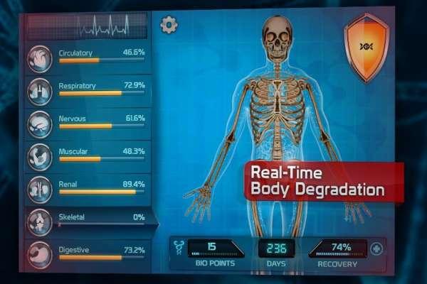 دانلود Bio Inc. – Biomedical Plague 2.929 بازی شبیه سازی بیولوژی بدن انسان اندروید + مود