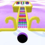 دانلود Color Hole 3D 1.1.3 بازی آرکید و سرگرم کننده گودال توپ های رنگی اندروید + مود