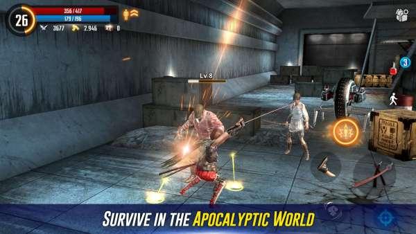 دانلود Dark Prison: PVP Survival 1.3.10 بازی اکشن و بقاء طوری زندان تاریک اندروید + مود + دیتا