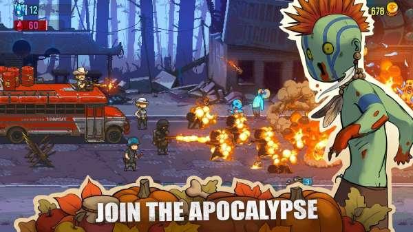 دانلود Dead Ahead: Zombie Warfare 3.1.1 بازی اکشن مردگان پیشرو: جنگ زامبی ها اندروید + مود