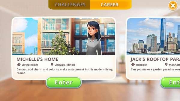 دانلود Homecraft – Home Design Game 1.28.1 بازی شبیه سازی طراحی دکوراسیون خانه اندروید + مود