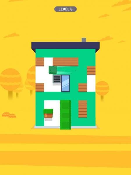 دانلود House Paint 1.3.11 بازی کودکانه و سرگرم کننده رنگ کردن خانه اندروید + مود