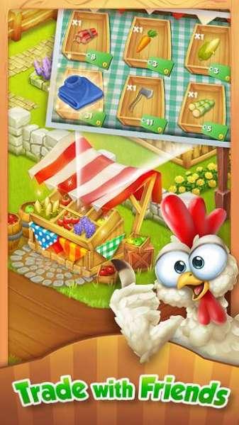 دانلود Let's Farm 8.16.0  بازی اندروید بزن بریم مزرعه