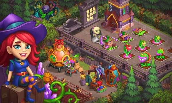 دانلود Monster Farm 1.79 بازی کژوال و محبوب مزرعه هیولا اندروید + مود