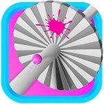 دانلود Paint Pop 3D 1.0.18 بازی آرکید زیبای انفجار رنگی اندروید + مود