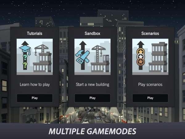 دانلود Project Highrise 1.0.17 بازی شبیه سازی پروژه برج سازی بزرگ اندروید + مود