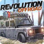 دانلود Revolution Offroad Spin Simulation 1.1.6 شبیه ساز مسابقات آفرود اندروید + مود