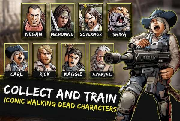 دانلود The Walking Dead: Road to Survival 31.1.1.97432 بازی نقش آفرینی مردگان متحرک : جاده بقا اندروید + دیتا