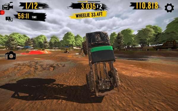 دانلود Trucks Gone Wild 1.0.15052 بازی مسابقه ای کامیون های غول آسا اندروید + مود + دیتا