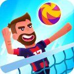 دانلود Volleyball Challenge 1.0.24 بازی ورزشی چالش های والیبال اندروید + مود