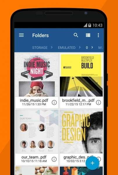 دانلود Xodo PDF Reader & Editor 7.1.3 بهترین برنامه ویرایش فایل های پی دی اف اندروید