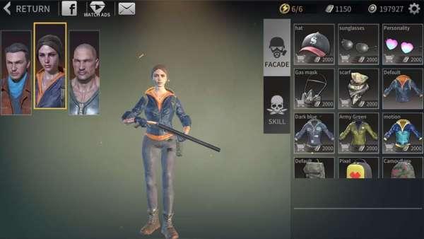 دانلود Zombie City : Survival 2.4.7 بازی اکشن بقاء در شهر پر از زامبی اندروید + مود + دیتا