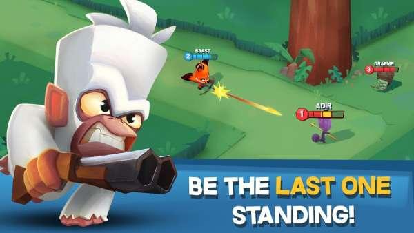 دانلود Zooba: Free-For-All Battle Game 2.22.3 بازی اکشن زوبا: نبرد آزاد برای همه اندروید + مود