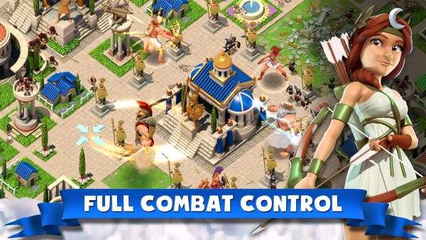 دانلود Gods of Olympus 4.2.26580 بازی اندروید خدایان الیمپوس