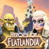 دانلود Heroes of Flatlandia 1.4.1 بازی استراتژیک قهرمانان فلاتلندیا اندروید + مود