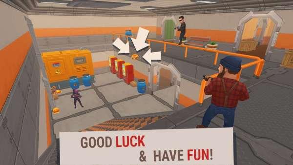 دانلود Hide Online 4.6.1 بازی اکشن و بسیار محبوب آنلاین پنهان شو اندروید + مود