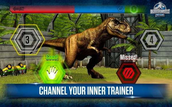 دانلود Jurassic World: The Game 1.47.5 بازی اندروید شبیه سازی جهان و پارک ژوراسیک