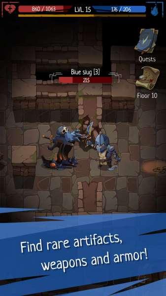 دانلود Roguelike RPG Offline – Order of Fate 1.6.1 بازی نقش آفرینی داستان سرنوشت اندروید + مود