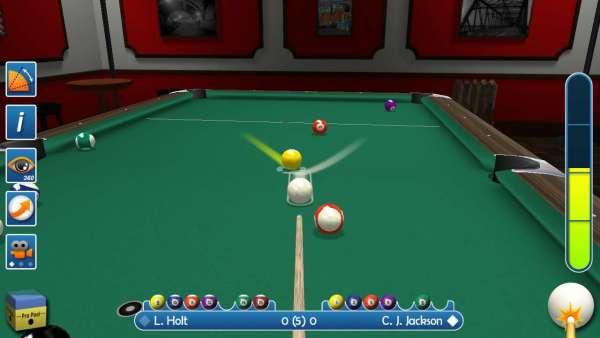 دانلود Pro Pool 2021 1.46 بازی اندروید ورزشی بیلیارد حرفه ای 2021 اندروید + مود