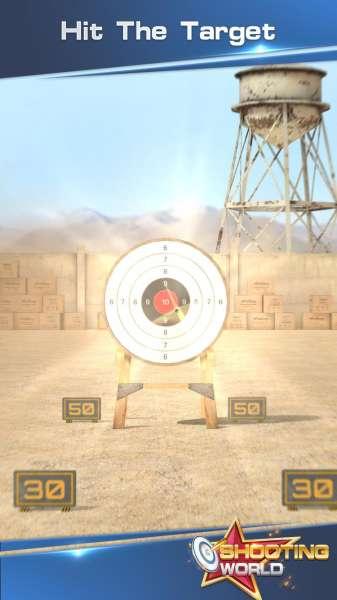 دانلود Shooting World – Gun Fire 1.2.91 بازی اکشن تیرانداز جهانی شلیک با اسلحه اندروید + مود