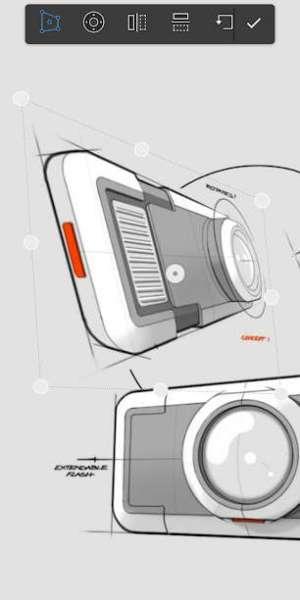 دانلود Autodesk SketchBook Pro 5.1.9 برنامه نقاشی قدرتمند اندروید + مود