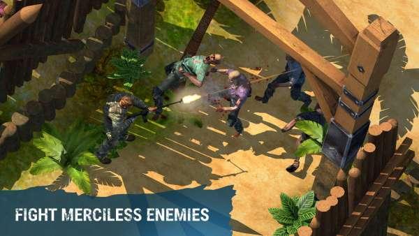 دانلود Survivalist: invasion 0.0.427 بازی بقاء نجات یافته و تهاجم زامبی ها اندروید + مود + دیتا