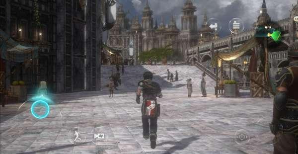 دانلود THE LAST REMNANT Remastered 1.0.2 بازی نقش آفرینی آخرین بقایای مانده اندروید + دیتا