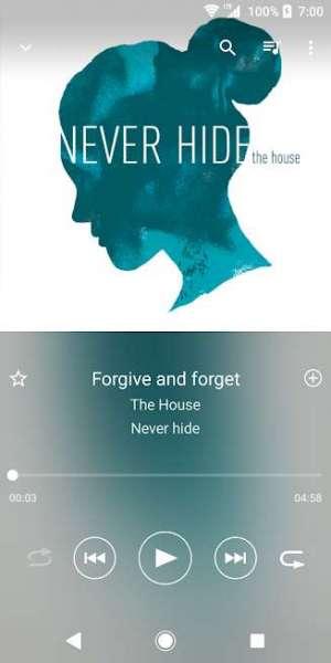 دانلود XPERIA Music Walkman 9.4.9.0.4 برنامه موزیک پلیر واکمن سونی اندروید