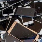 ماهیانه هزاران گوشی اپل اوراق می شوند