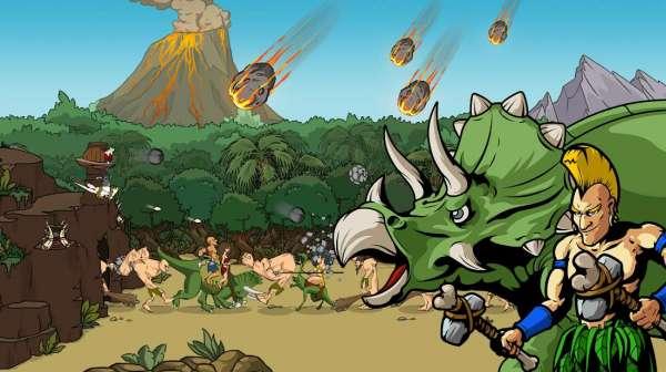 دانلود Age of War 2 1.5.3 بازی زیبای عصر جنگ 2 اندروید + مود