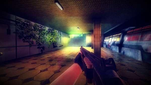 دانلود Cyberpunk 2069 1.35 بازی تیراندازی و اکشن سایبرپانک 2069 اندورید + مود