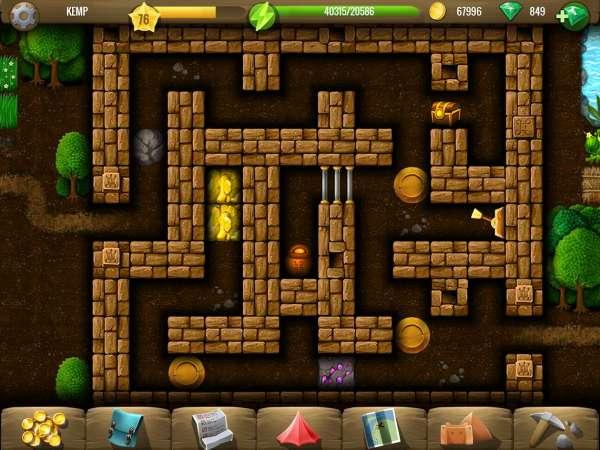 دانلود Diggy's Adventure 1.5.505 بازی محبوب و پر طرفدار ماجراجویی دیگی اندروید