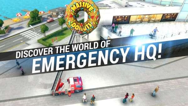 دانلود EMERGENCY HQ 1.6.11 بازی شبیه سازی و استراتژیک مرکز اورژانس اندروید + دیتا