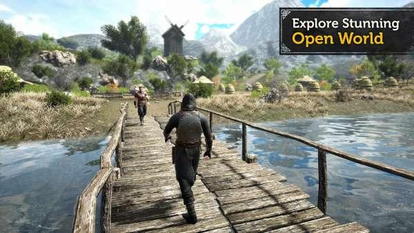 دانلود Evil Lands: Online Action RPG 1.6.0 بازی نقش آفرینی و آنلاین سرزمین های شیطانی اندروید + دیتا