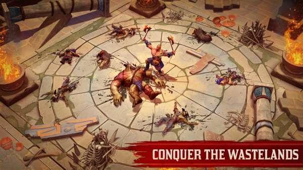 دانلود Exile Survival 0.37.1.2170 بازی بقاء زنده ماندن در دنیای تبعید شدگان اندروید