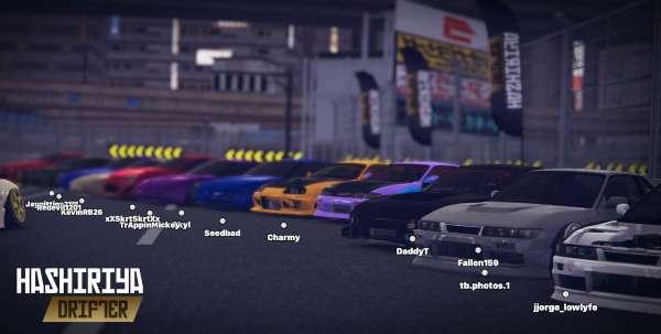 دانلود Hashiriya Drifter 2.1.02 بازی مسابقه ای ماشین سواری هاشیریا دریفت اندروید + مود + دیتا