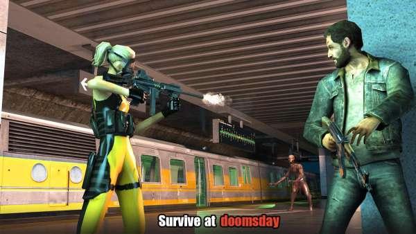 دانلود Hopeless Raider 2.4.4 بازی تیراندازی یورش برای پیروزی اندروید + مود + دیتا