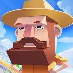 دانلود Idle Park Tycoon 1.0 بازی کژوال مدیریت پارک تفریحی اندروید + مود + دیتا