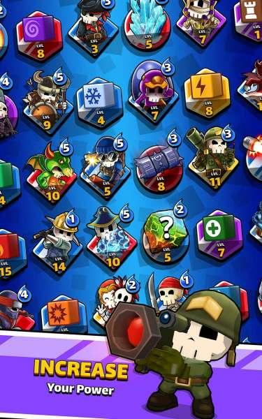 دانلود Magic Brick Wars 1.0.79 بازی اندروید اکشن و استراتژیک جنگ های جادویی + مود