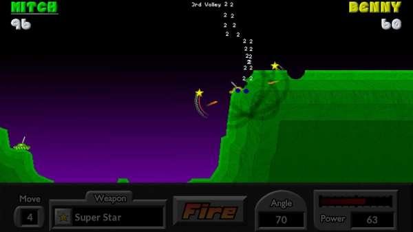 دانلود Pocket Tanks 2.7.0 بازی تانک های جیبی اندروید + مود