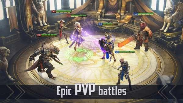 دانلود RAID: Shadow Legends 4.60.2 بازی نقش آفرینی حمله و افسانه های سایه اندروید