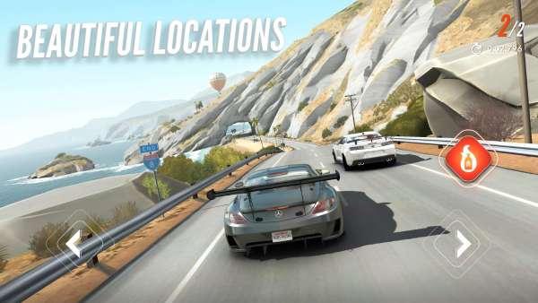 دانلود Rebel Racing 2.31.15571 بازی ماشین سواری و مسابقه ای رانندگان سرکش اندروید + دیتا
