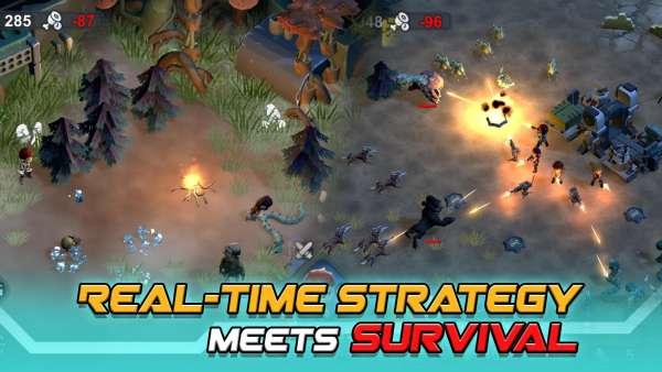 دانلود Strange World 1.0.14 بازی استراتژیک و اکشن دنیای عجیب و غریب اندروید + مود