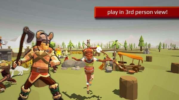دانلود Viking Village 8.6.3 بازی دهکده وایکینگ اندروید + مود