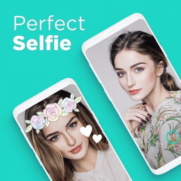 دانلود Candy Camera for Selfie 5.4.86 دوربین سلفی و قدرتمند کندی کمرا اندروید