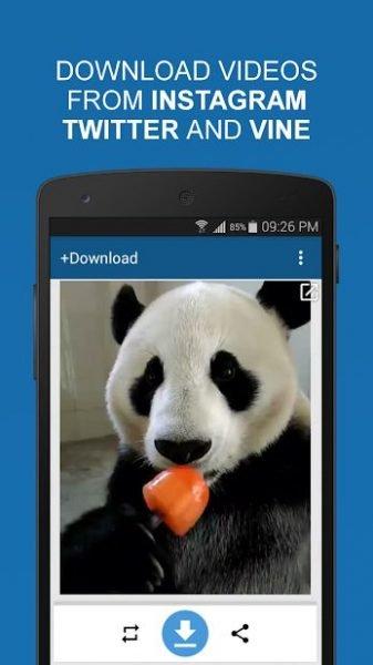 دانلود Download 4 Instagram Twitter Pro 5.28 برنامه دانلود و ذخیره عکس و ویدئو از اینستاگرام اندروید