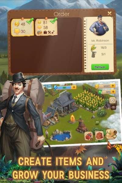 دانلود Emma's Adventure: California 2.3.0.3 بازی شبیه سازی ماجراجویی  اِما در کالیفرنیا اندروید