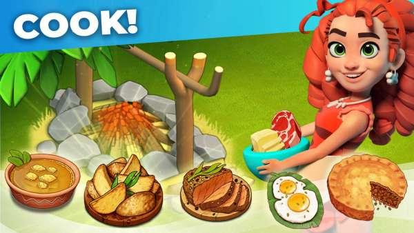 دانلود Family Island 2021180.0.12754 بازی اندروید شبیه سازی تفننی جزیره خانوادگی + دیتا